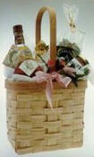 Gift Baskets from Key Lime Products can be personalized to your needs
