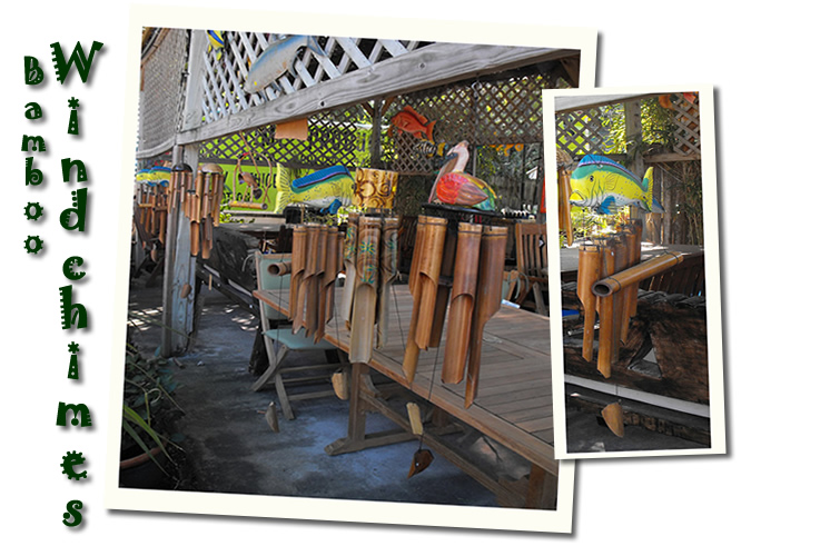 Florida Keys Lawn and Garden decorations from Key Lime Products